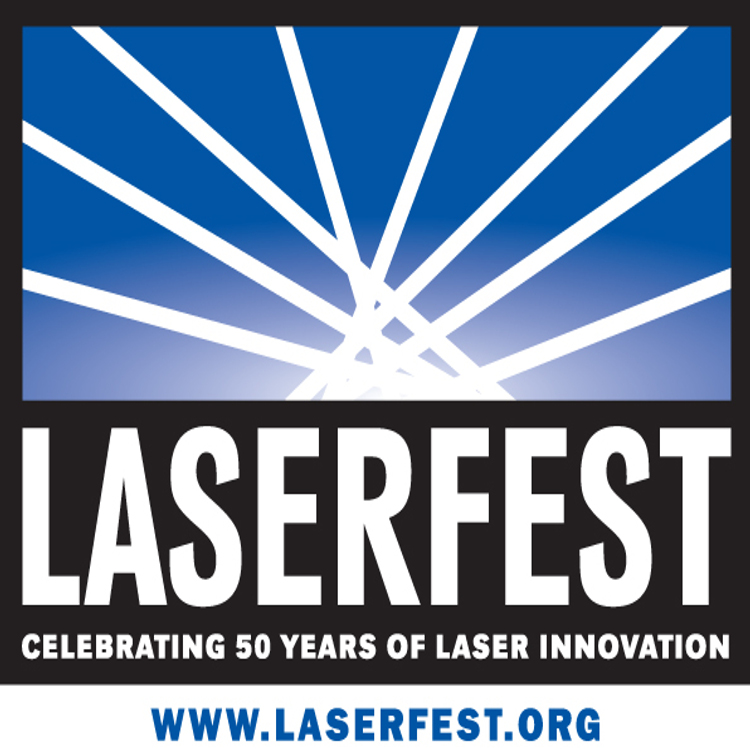 LaserFest 2010. Year-long celebration of the 50<sup>th</sup> anniversary of the invention of the laser.